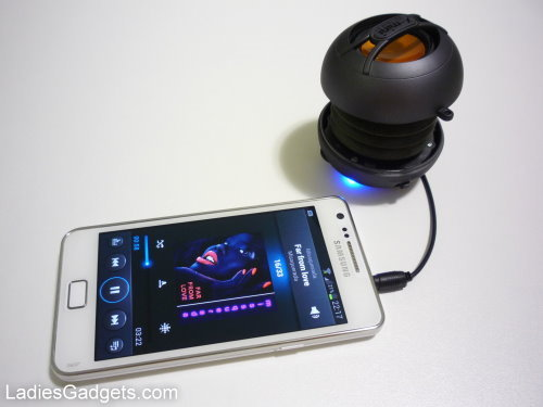 Hands on Review XMI X mini UNO Capsule Speaker with Ceramic Drivers (11)