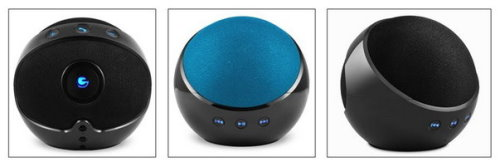 Ematic ESB100 Wireless Speaker and Speakerphone with Voice Commands