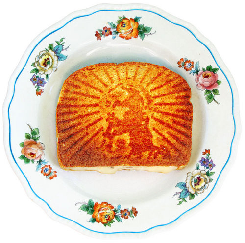 Have Jesus Face on Your Morning Toast (2)