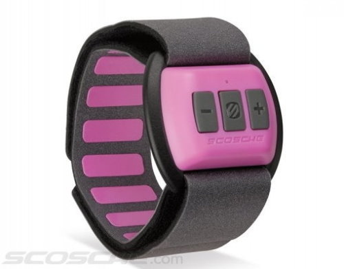 scosche rhythm Bluetooth Armband Heart Rate Monitor breast cancer (2)