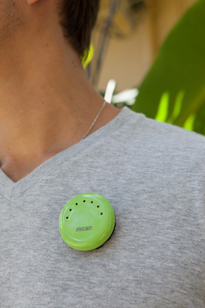 Tiny HD Video Camera Attaches to Your Shirt (3)