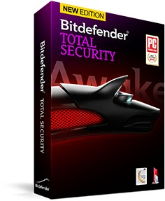 Win 4 Licenses of Bitdefender Total Security 2014
