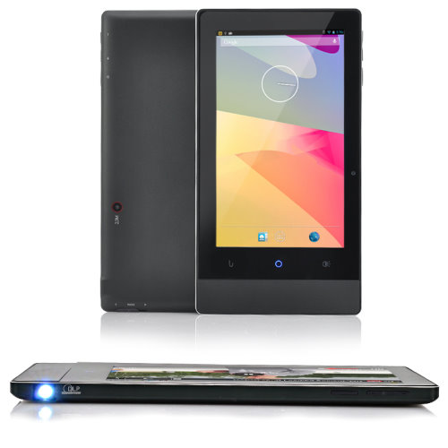 Affordable Tablet with Built-in Projector (1)
