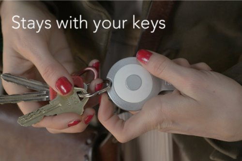 GOkey Charger Cable Storage and Key Finder (1)