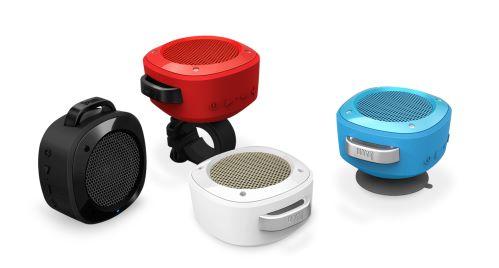 airbeat bluetooth speaker shower bike (2)