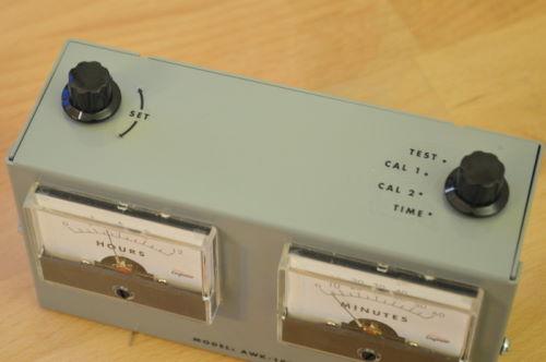 analog voltmeter clock (1)