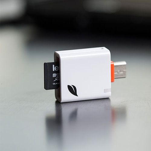 Leef microSD Card Reader Android (1)