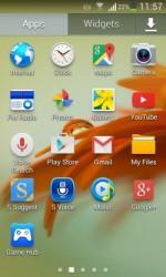 app or widget