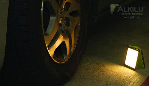 TripLit OLED Lamp (4)